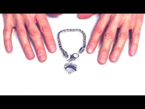 Diabetes Pandora Bracelet