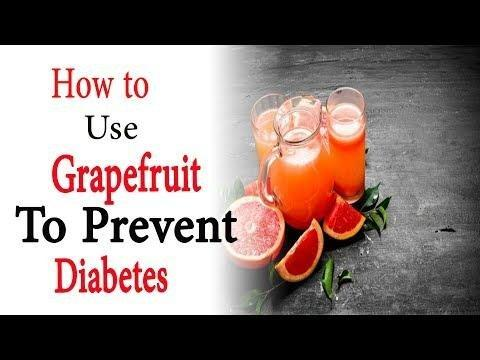 Can Grapefruit Juice Prevent Weight Gain, Increase Insulin Sensitivity?