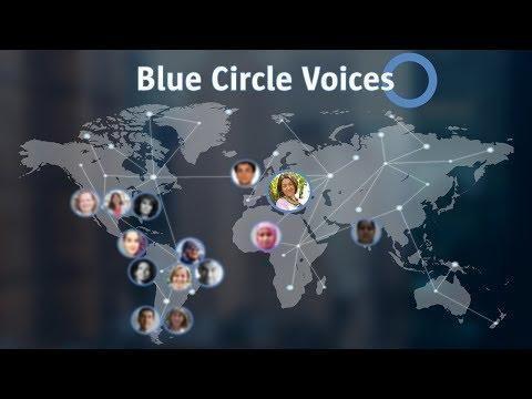 Diabetes Blue Circle