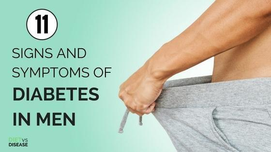 11 Troubling Symptoms Of Diabetes In Men: Dont Ignore Them Any Longer