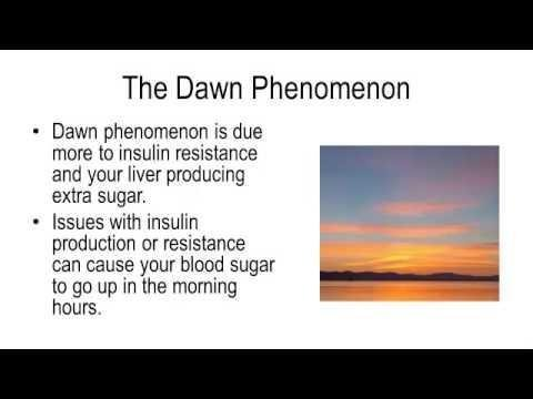 Impact Of The Dawn Phenomenon On Type 2 Diabetes Patients