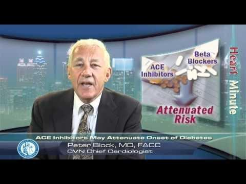 Ace Inhibitors And Diabetes