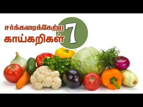 Vegetables For Diabetic Patients