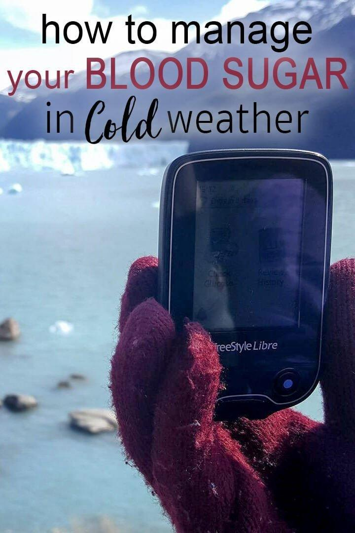 How To Manage Your Blood Sugar In Cold Weather