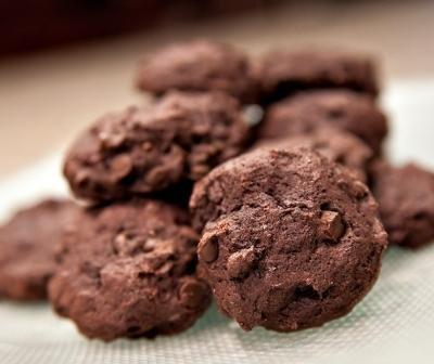 Diabetic Cookie Recipe: Chocolate Chocolate Chip Cookies - Recipes For Diabetics