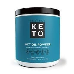 Perfect Keto Mct Oil Powder Overview