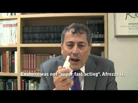 Afrezza | Rapid Acting Inhaled Insulin For Type 1 And Type 2 Diabetes
