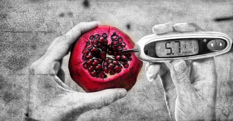 Why Are Pomegranates Good For Diabetics? 4 Reasons