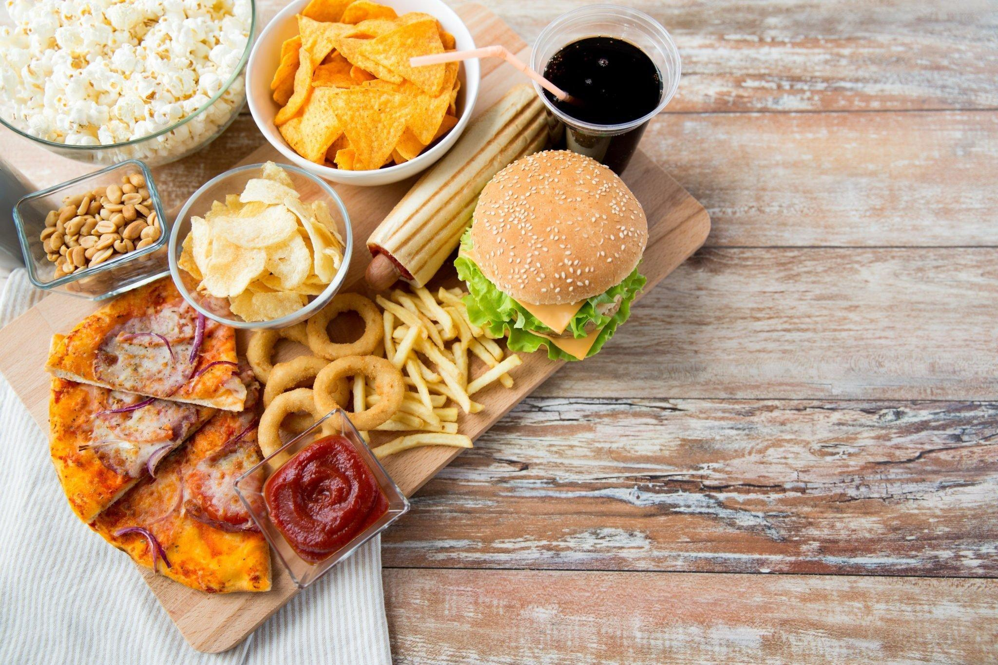 Worst Fast Food For Diabetics