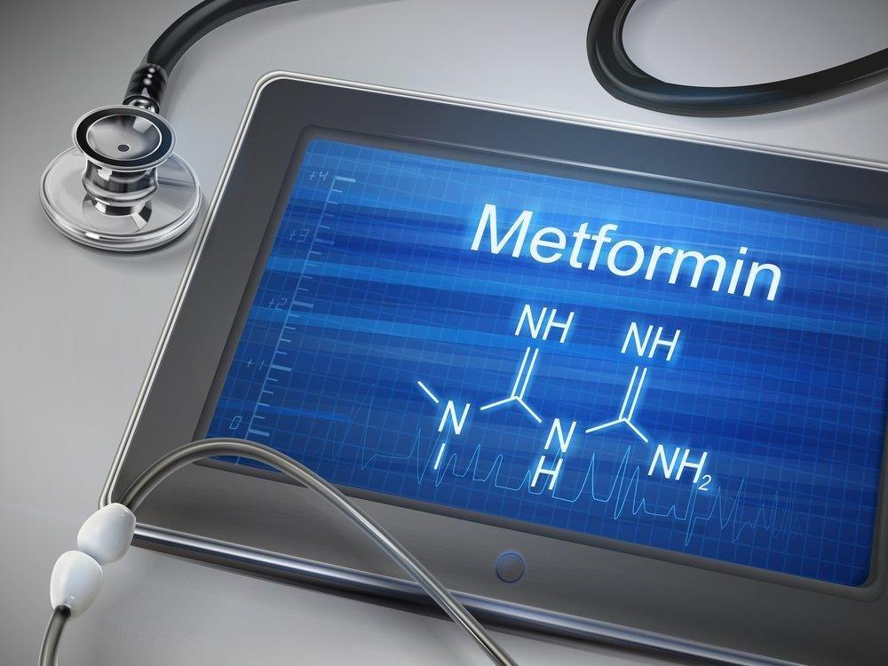 Increasing Metformin