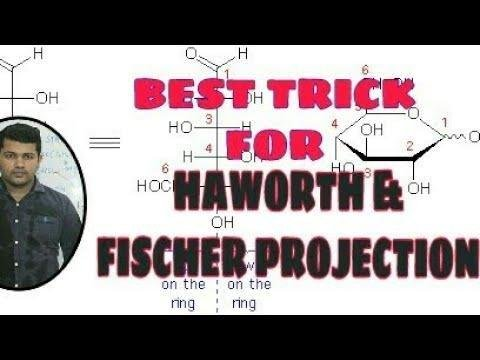 Converting A Fischer Projection To A Haworth (and Vice Versa)