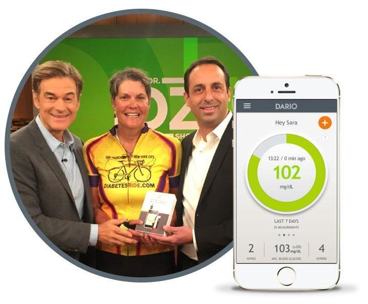 All-in-one Blood Glucose Monitoring System
