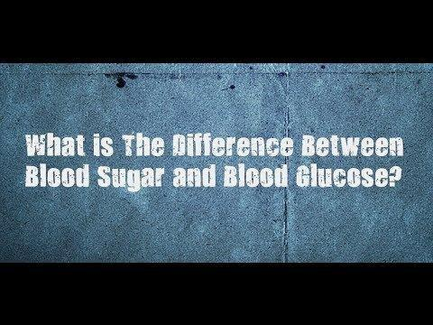 What Is The Difference Between Blood Sugar And Diabetes?