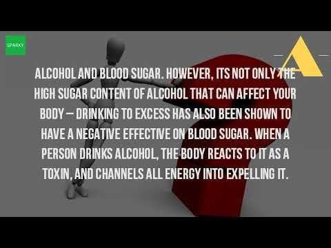 Does Alcohol Affect A1c Levels
