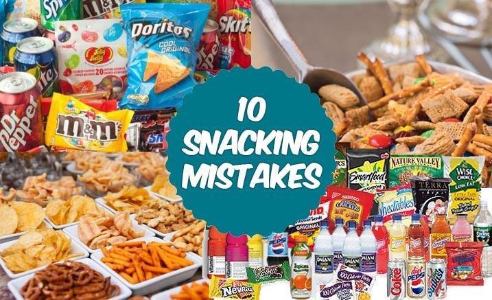 10 Diabetes Snacking Mistakes To Avoid