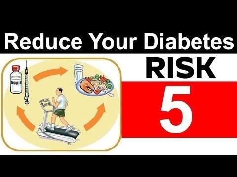 How Can I Lower My Risk Of Diabetes?