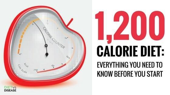 1200 Calorie Diet And Meal Plan: Everything You Need To Know Before You Start