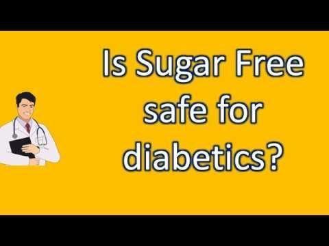 Can Diabetics Eat Sugar Free Sweets