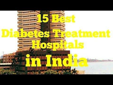 Diabetes Hospitals In India