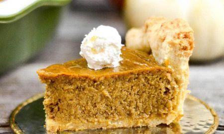 Pumpkin Pie Recipe Without Condensed Milk