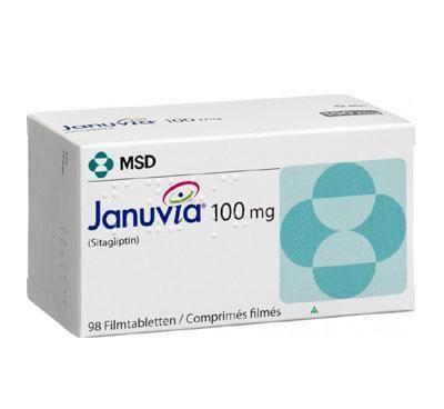Januvia 100mg Price In India