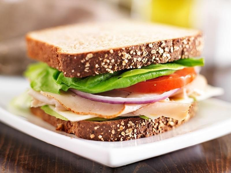 Diabetic Sandwich Recipes