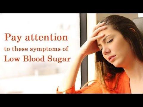 Dangerously Low Blood Sugar Levels