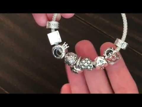 Pandora Style Awareness Bracelet