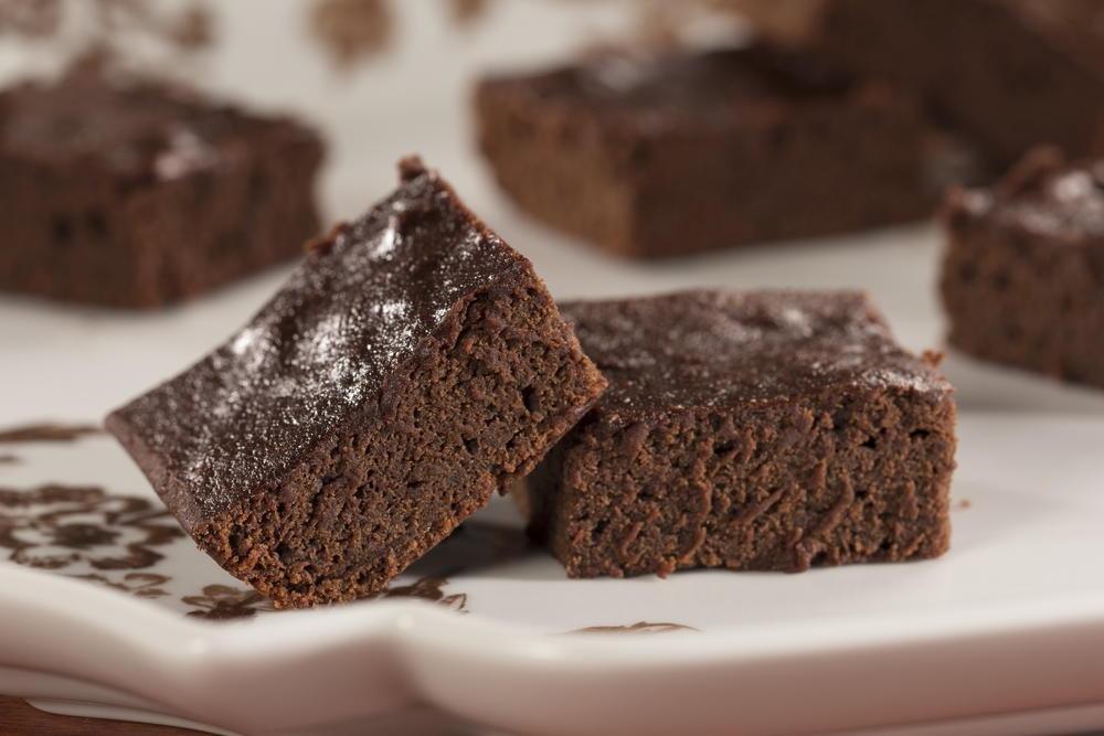 Skinny Brownies | Everydaydiabeticrecipes.com