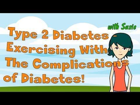 Contraindicated Exercises For Type 2 Diabetes