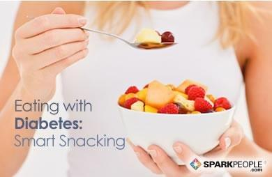 Eating With Diabetes: Smart Snacking