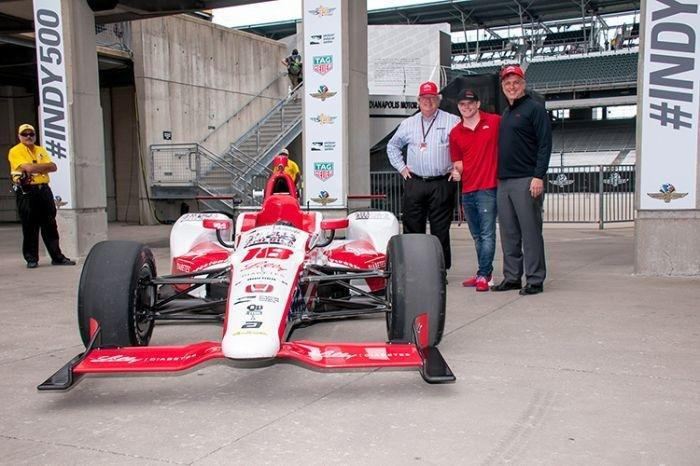 Lilly Diabetes To Co-sponsor Conor Daly Of Dale Coyne Racing In 100th Running Of The Indianapolis500