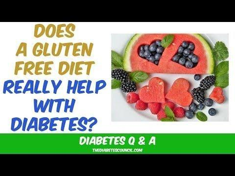 Gluten Free Diet Causes Diabetes