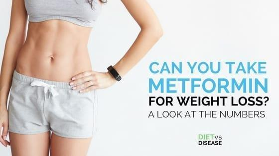 Can You Take Metformin For Weight Loss? A Look At The Numbers