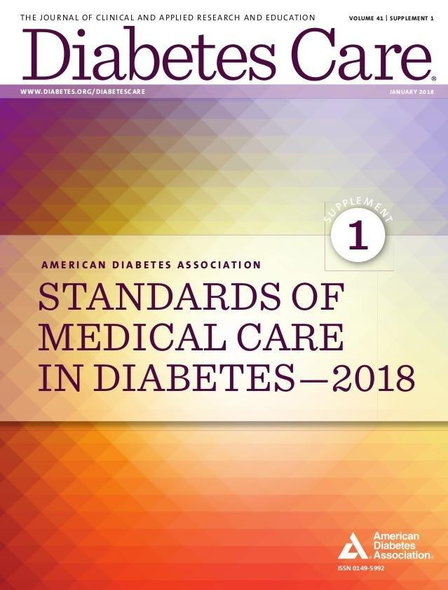 2 Classification And Diagnosis Of Diabetes Standards Of Medical Care In Diabetes 2018