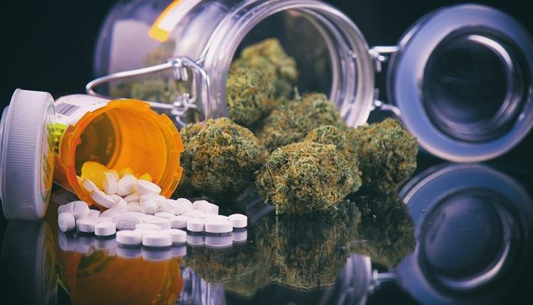 Interaction Between Pharmaceutical Drugs And Cannabis