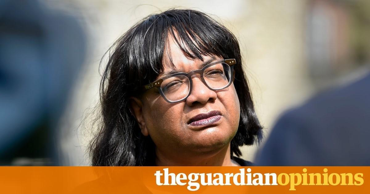 Thank you, Diane Abbott, for speaking out about your diabetes