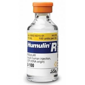 Humulin R 100 Coupon