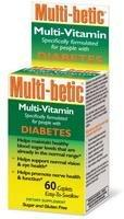 Akorn - Multi-betic Specifically Formulated For People With Diabetes