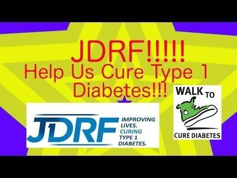 Leading Type 1 Diabetes Charity Jdrf Receives 40,000 Donation