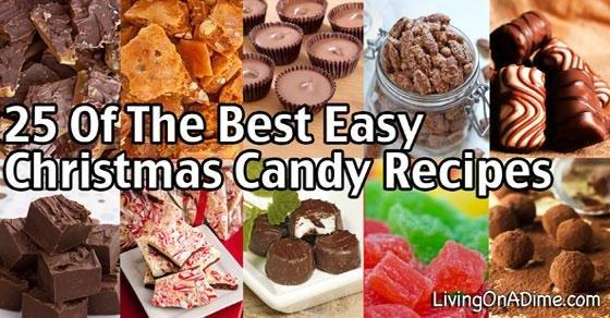 Diabetic Christmas Candy Recipes