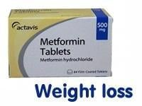 Metformin (glucophage) And Weight Loss
