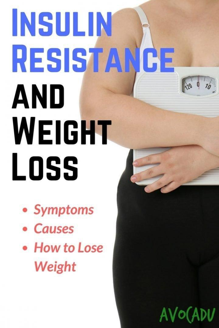 Insulin Resistance And Weight Loss