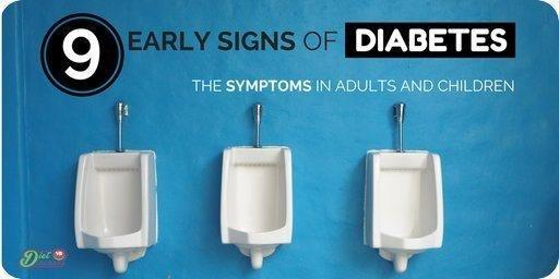 9 Early Signs Of Diabetes You Must Know (#2 Is So Often Overlooked)