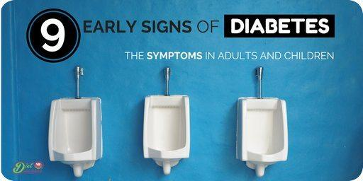 Signs You Might Have Diabetes