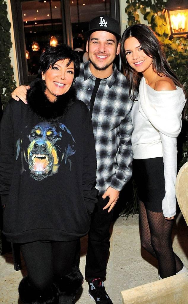 Kris Jenner Says Rob Kardashian Wants to Return to KUWTK Following Diabetes Diagnosis: ''He Just Wants to Feel Good''