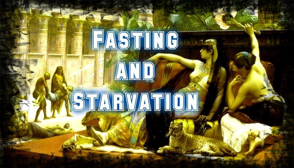 The Difference Between Fasting And Starvation