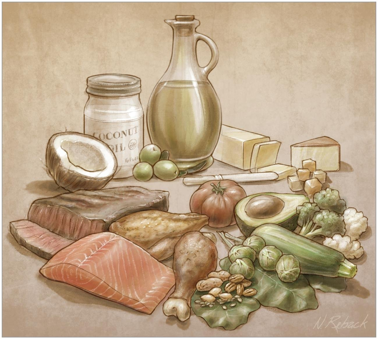 Interest In The Ketogenic Diet Grows For Weight Loss And Type 2 Diabetes
