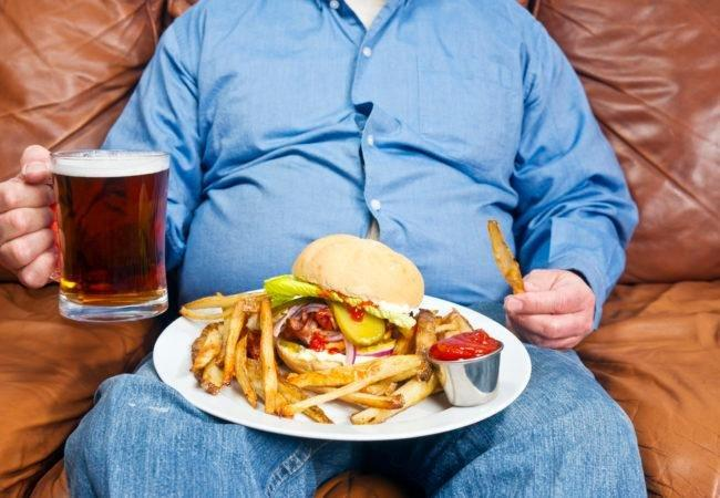 Can Too Much Fat Or Sugar In Your Diet Cause Erectile Dysfunction?