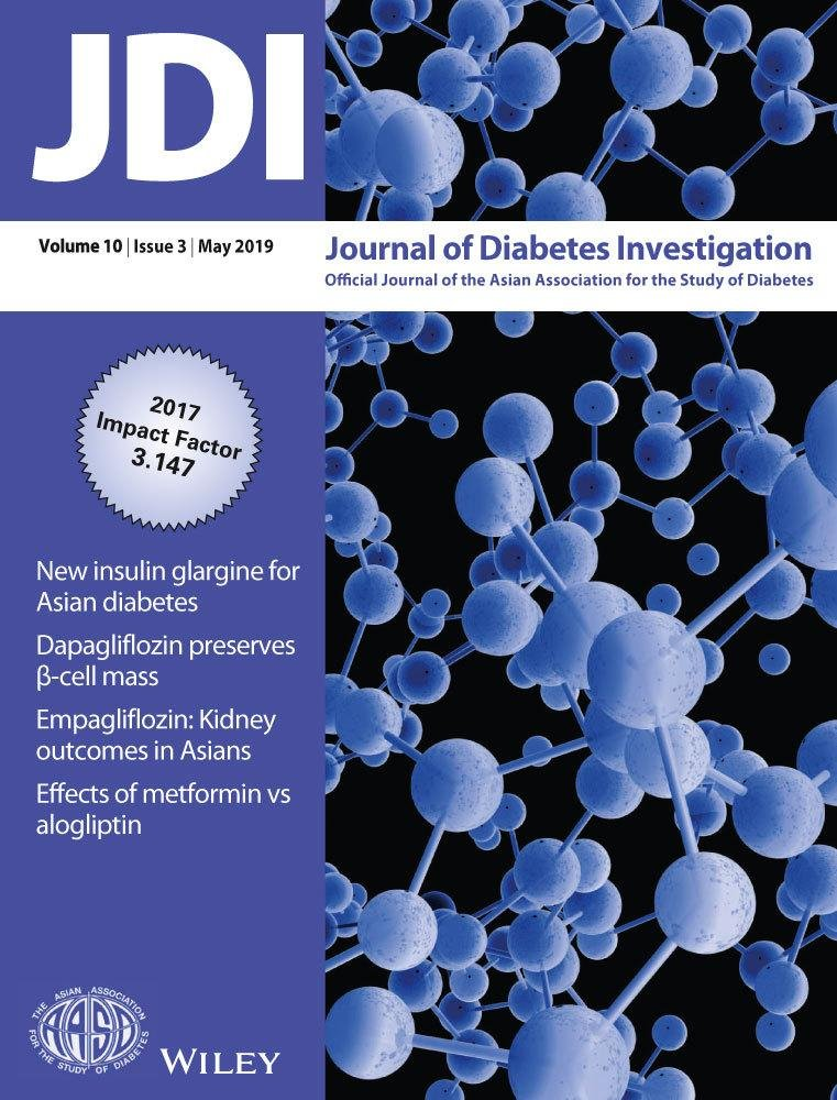 Journal Of Diabetes And Treatment Impact Factor